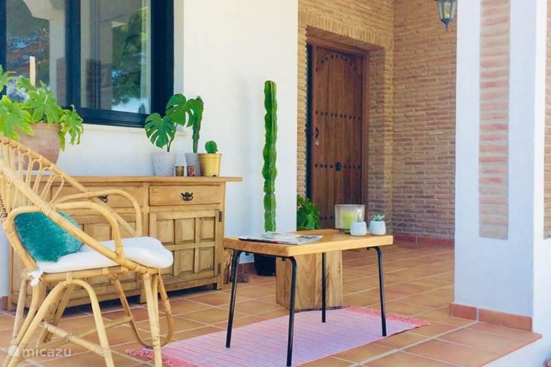 Vakantiehuis Spanje, Andalusië, Alhaurín de la Torre Villa Villa Pinos Malaga