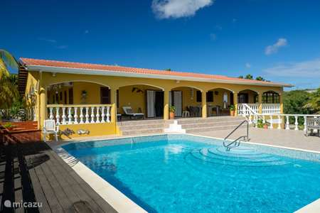 Ferienwohnung Bonaire, Bonaire, Santa Barbara villa Kas Keessie
