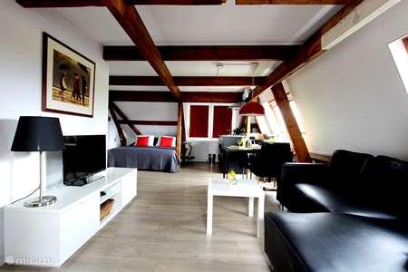 Vakantiehuis Nederland, Noord-Holland, Egmond aan den Hoef - appartement De Kapmeeuw