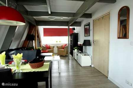 Vakantiehuis Nederland, Noord-Holland, Egmond aan den Hoef - appartement De Zilvermeeuw