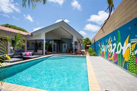 Ferienwohnung Curaçao, Banda Ariba (Ost), Jan Thiel villa Villa Curazon