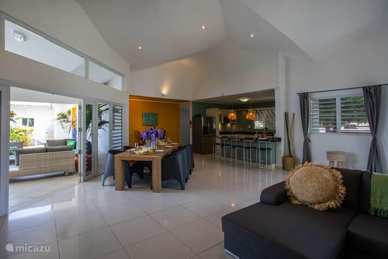 Vacation rental Curaçao, Banda Ariba (East), Jan Thiel Villa Villa Curazon