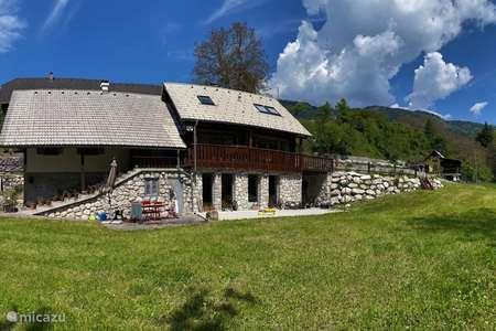 Vacation rental Slovenia – apartment Bohinj Barn