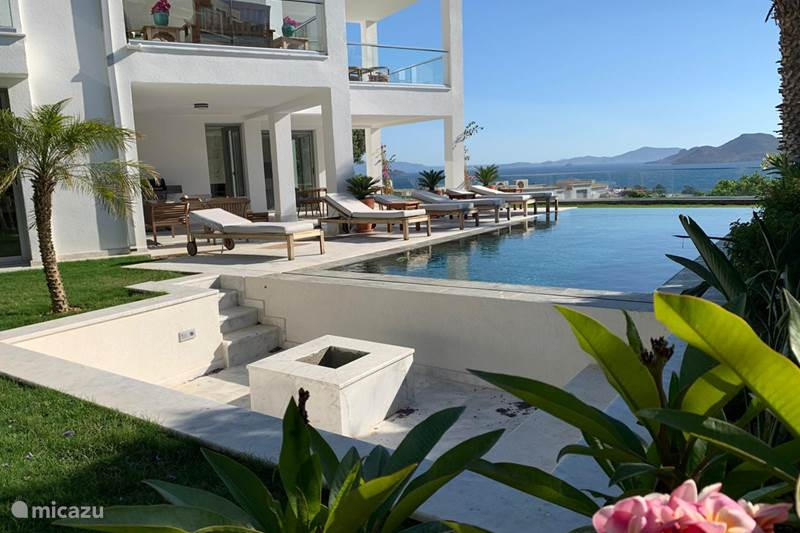 Vakantiehuis Turkije, Egeïsche Zee, Gumusluk Villa Sunset Villa