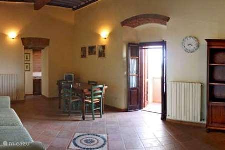 Vakantiehuis Italië, Toscane, Piombino appartement Villa Brancatelli Re Della Valle