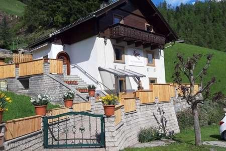Vakantiehuis Oostenrijk, Karinthië, Heiligenblut appartement Die Traumtaube Ferienwohnungen