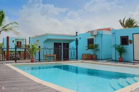 Vacation rental Curaçao, Banda Abou (West), Sint Willibrordus - studio Stone Fence