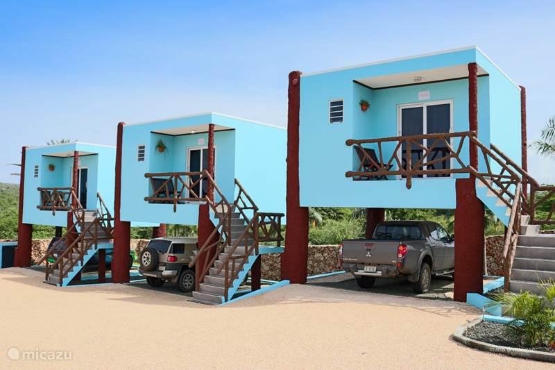 Ferienwohnung Curaçao, Banda Abou (West), Sint Willibrordus Studio Steinzaun