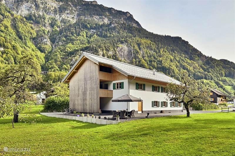 Vacation rental Austria, Vorarlberg, Innerbraz Apartment Arlberg Eco Vacation Home