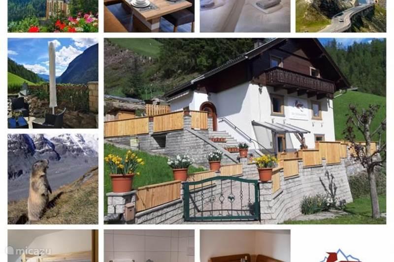 Vacation rental Austria, Carinthia, Heiligenblut Apartment Die Traumtaube Ferienwohnung 1
