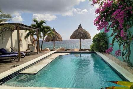 Ferienwohnung Curaçao, Curacao-Mitte, Willemstad stadthaus 5 Star Ocean Front Apartment PM78