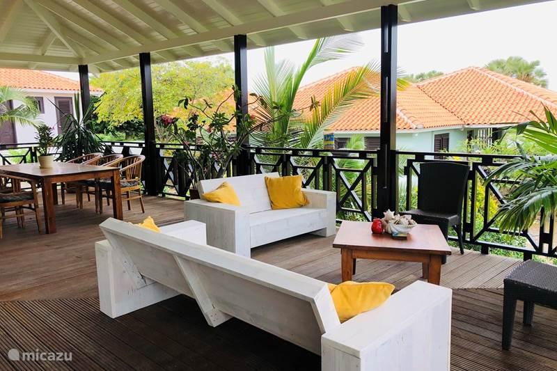 Vakantiehuis Curaçao, Curacao-Midden, Blue Bay Villa Blue Bay Village 47 - The Birdhouse