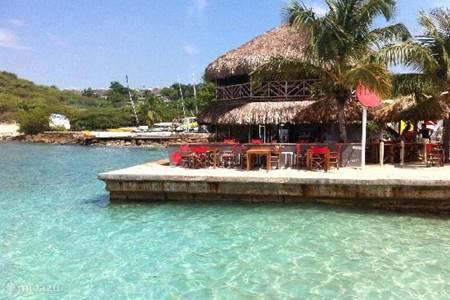 Beautiful surroundings Jan Thiel Beach and Caracas Bay
