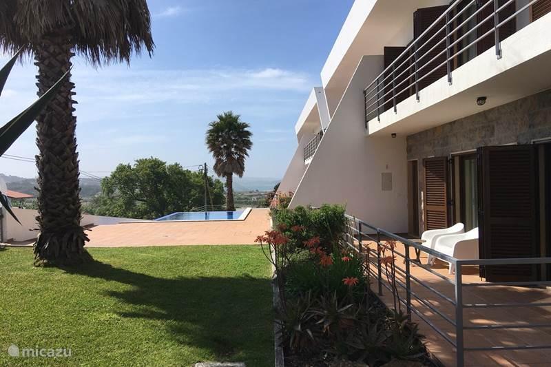 Vakantiehuis Portugal, Costa de Prata, Foz do Arelho Vakantiehuis Hatsum á Beira-Mar