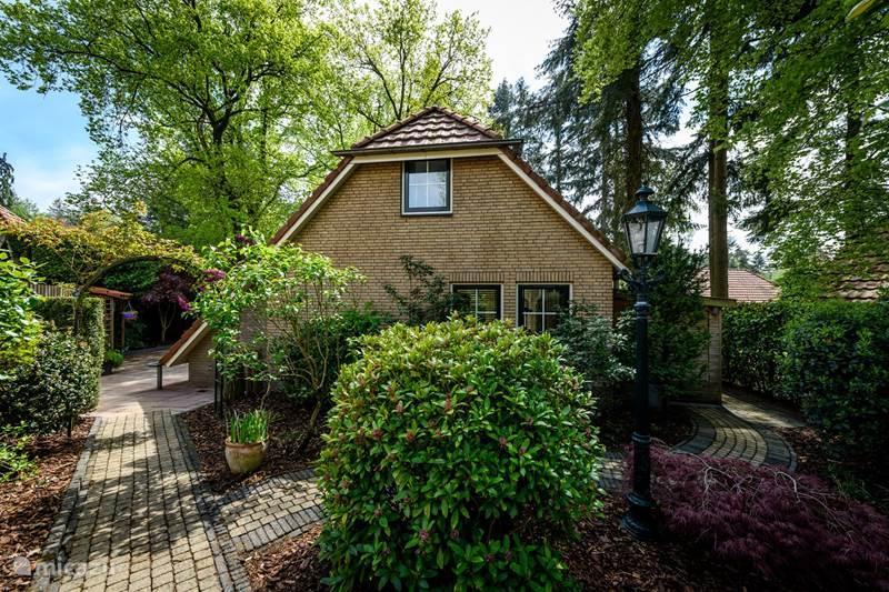 Vakantiehuis Nederland, Gelderland, Lunteren Bungalow Vakantiebungalow Louise