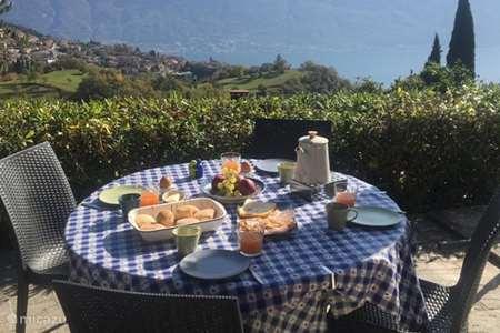 Vakantiehuis Italië, Gardameer, Tignale bungalow Casa B42
