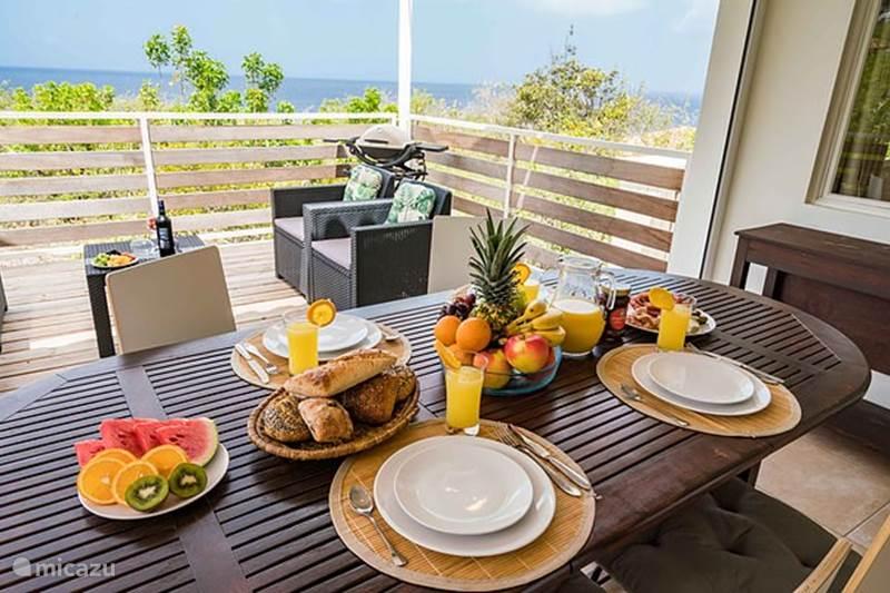 Vacation rental Curaçao, Banda Abou (West), Coral Estate, Rif St.Marie Holiday house El Pueblo 1
