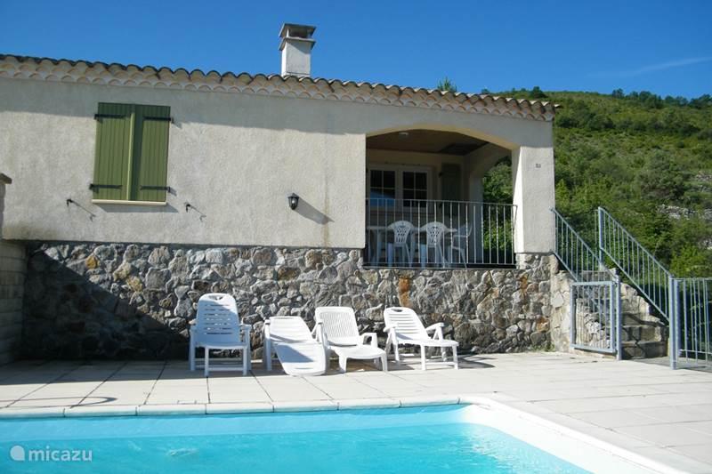 Vakantiehuis Frankrijk, Ardèche, Les Vans Gîte / Cottage Le Sapin A
