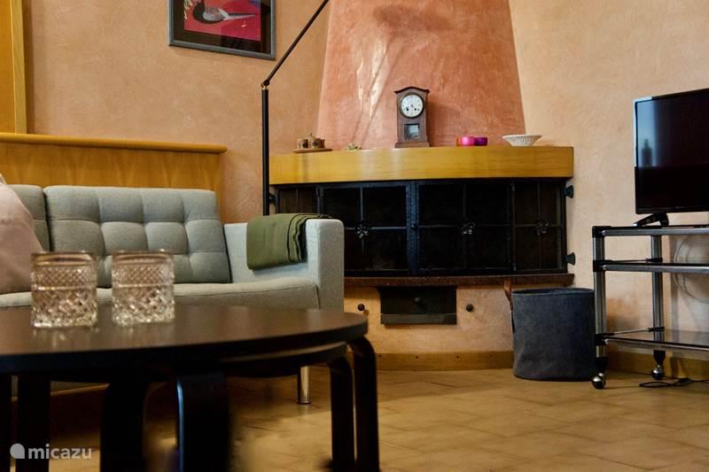Vakantiehuis Italië, Iseomeer, Paratico Appartement 'La Palazzina' Paratico Iseomeer
