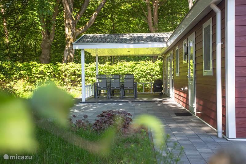 Vakantiehuis Nederland, Utrecht, Rhenen Chalet Vakantiewoning aan de bosrand - 175