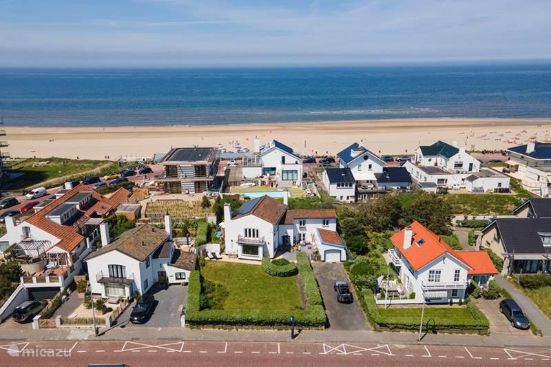 Vakantiehuis Nederland, Noord-Holland, Zandvoort Villa Familievilla bij strand