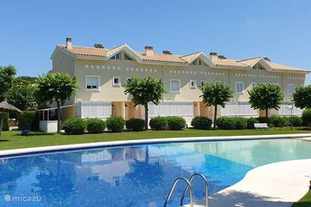 Vacation rental Spain, Costa Brava, Sant Feliu de Guíxols terraced house Casa Badia de S'agaro