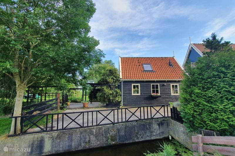 Vakantiehuis Nederland, Noord-Holland, Hoogwoud Vakantiehuis Kloin maar Foin