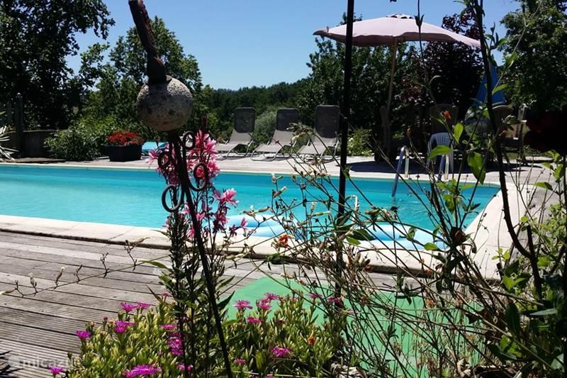 Vakantiehuis Frankrijk, Tarn-et-Garonne, Montfermier Vakantiehuis Gite Chaval