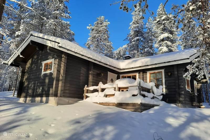 Ferienwohnung Finnland, Kuusamo, Kuusamo Ferienhaus Ferienhaus Algintien
