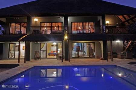 Vakantiehuis Zuid-Afrika – villa Giraffes Bush Villa