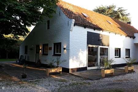 Vakantiehuis Nederland, Zeeland, Burgh Haamstede vakantiehuis Huisje van den Berge