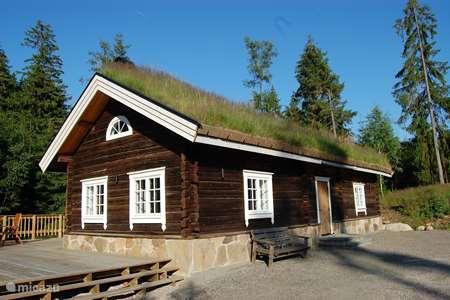 Vakantiehuis Zweden – blokhut / lodge Latitude