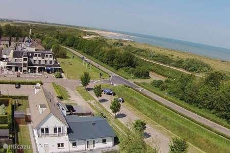 Vakantiehuis Nederland, Zeeland, Nieuwvliet-Bad vakantiehuis La Cabane Parterre