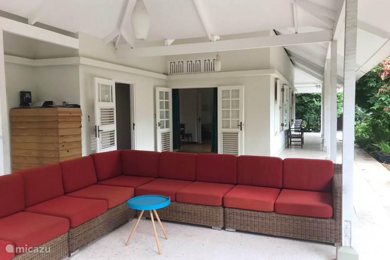 Vacation rental Curaçao, Curacao-Middle, Emmastad Villa Villa Yogyakarta Emmastad