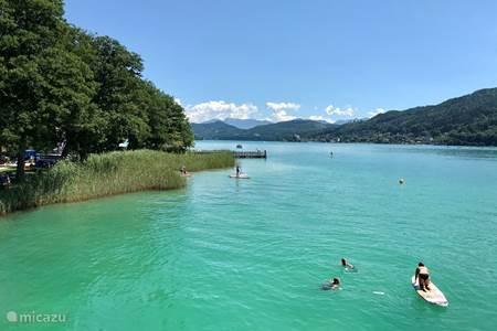 Swimming Wörthersee