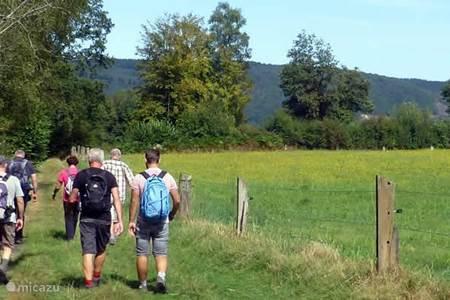wandelen in de Franse Ardennen