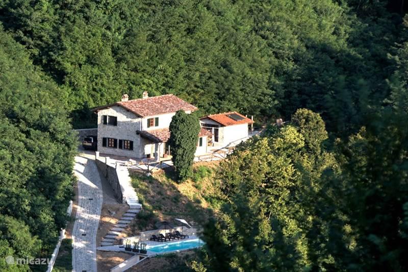 Vakantiehuis Italië, Toscane, Borgo a Mozzano Villa Villa Maddalena