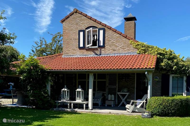 Vakantiehuis Nederland, Zeeland, Burgh Haamstede Gîte / Cottage Seabreezecottage