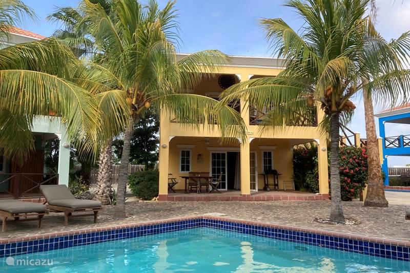 Vacation rental Bonaire, Bonaire, Hato Holiday house Villa Makoshi Lower Perla Boneriano