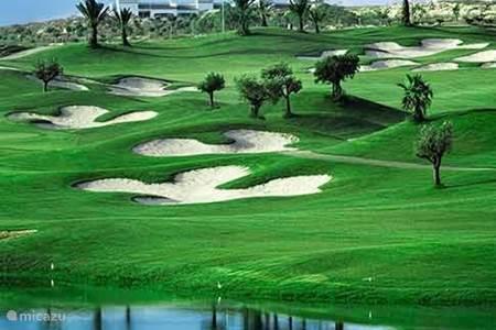 Vistabella Golf terrein