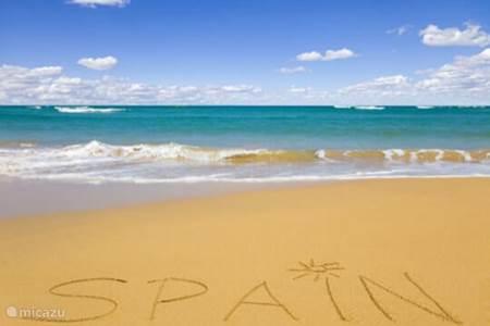 Het prachtige strand van Guardamar del Segura