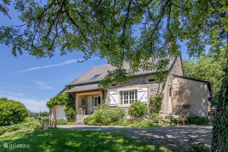 Vakantiehuis Frankrijk, Nièvre, Onlay Gîte / Cottage L'Ancienne Ferme
