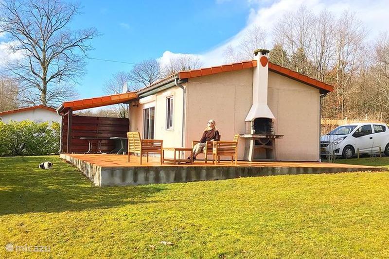 Vacation rental France, Charente, Écuras Bungalow Village le Chat Tulip 42