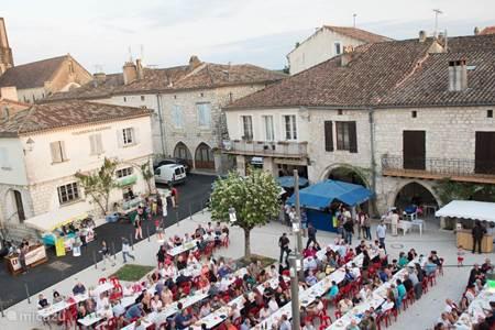 Marche Gourmande - Tournon d' Agnais