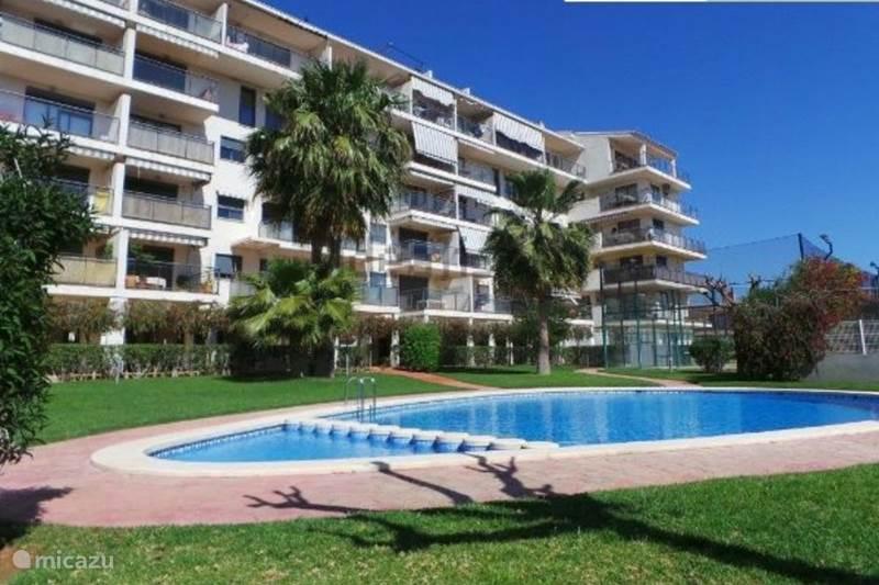 Vakantiehuis Spanje, Valencia, Náquera Appartement Casa Calderona
