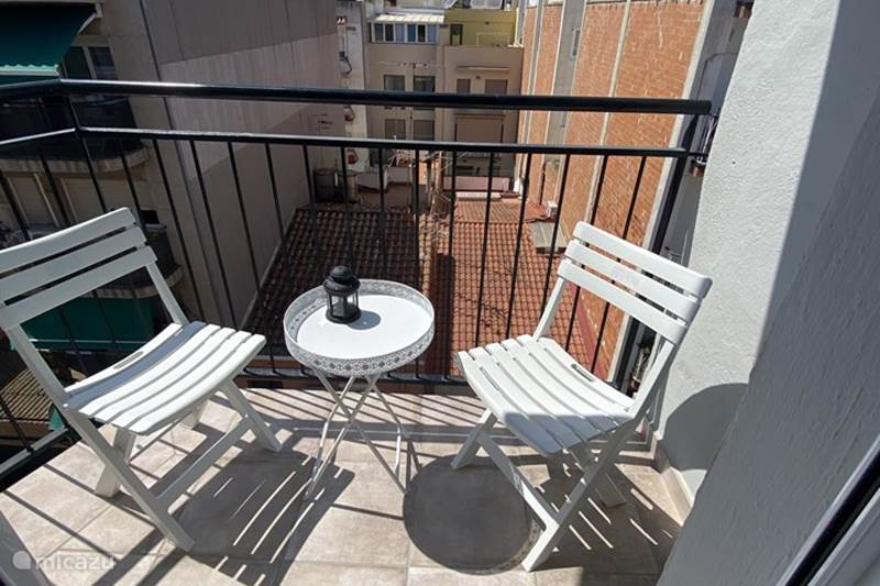Vacation rental Spain, Costa Brava, Blanes Apartment Spacious, sunny apartment in Blanes