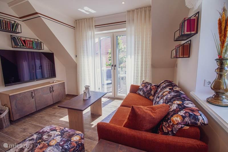 Ferienwohnung Deutschland, Oost-Friesland, Aurich Appartement Up Besöök - Sanddorn