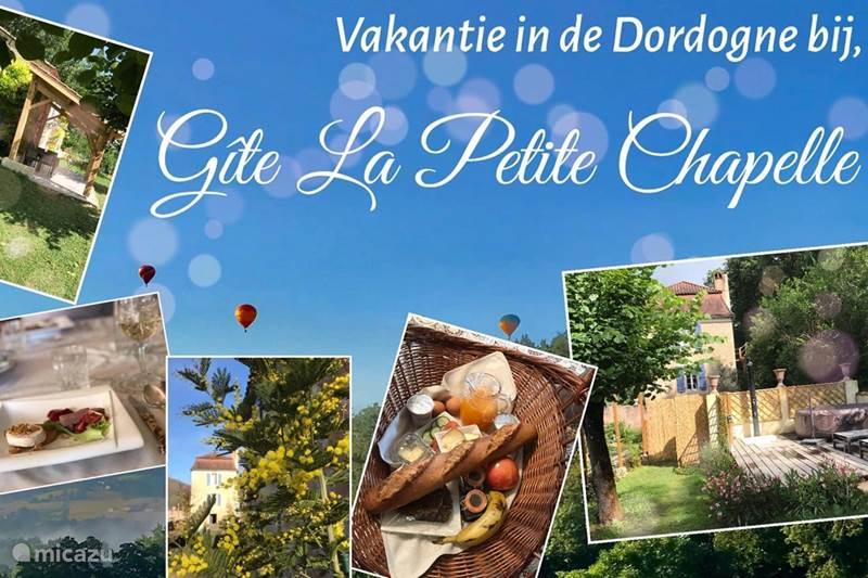 Vacation rental France, Dordogne, Coux-et-Bigaroque  Gîte / Cottage Gte La Petite Chapelle