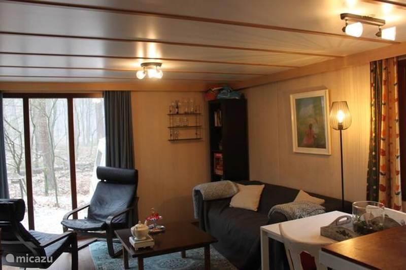 Vakantiehuis Nederland, Gelderland, Laag-Soeren Vakantiehuis boschalet blauwmees