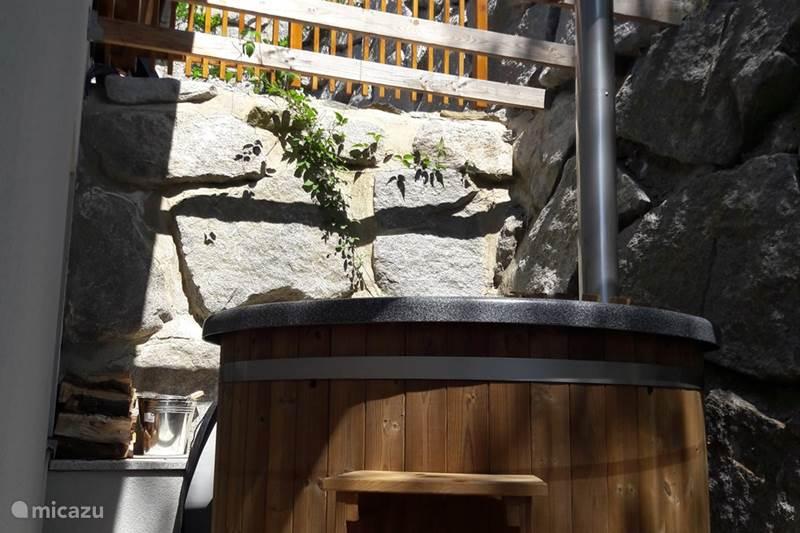 Vacation rental Austria, Salzburgerland, Niedernsill Terraced House Dopplerhaus App. Red
